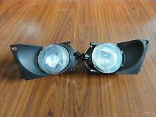 1Pair Front Fog Lamps / Fog Lights For BMW E39 5-Series 2001-2003