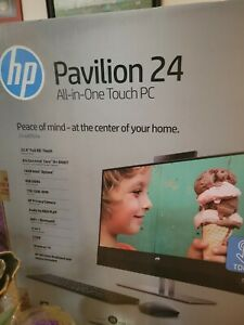 Hp Pavillion All In One Touch PC 24 xa0053w