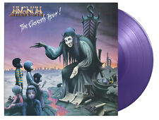 MAGNUM - ELEVENTH HOUR NUMBERED PURPLE VINYL LP NEW MINT PRE-ORDER 12.2.2021