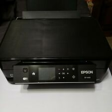 Epson Expression Home XP-440 Wireless All-In-One Inkjet Printer - TESTED