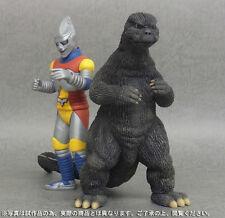 Japan X-PLUS Toho Large Monster Series Godzilla 1973 Fierce Fight & Jet Jaguar