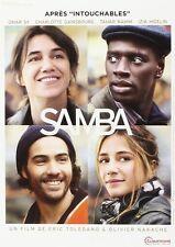 DVD *** SAMBA *** avec Omar Sy, Charlotte Gainsbourg ( ed collector 2 DVD )