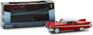 Greenlight 86529 Stephen King Christine (1983) - 1958 Plymouth Fury 1:43 Scale
