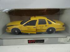 1:18 Autoart/UT des C-Taxi New York City Yellow-RARE §