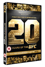 Fighting for a Generation 20 Years of UFC DVD Region 2