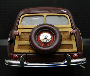 Vintage Woody Woodie Wagon Built Model Pickup Truck Car Classic Dream Promo