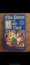 Ellis Peters-Signed Book,The Holy Thief, Cadfael, Derek Jacobi