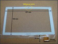"""Vitre ecran tactile pour Archos 101D Neon 10.1"""" ZP9193-101 HXD-1014A2 blanc"""