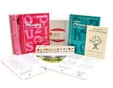 Saxon Phonics 2 Complete Home Study Kit First Edition 2nd Grade NEW!