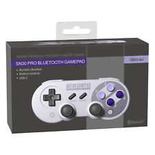 8BITDO SN30 Pro Bluetooth Gamepad Controller for Android, Mac, Windows ++