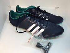 Adidas Track Shoes Adizero Prime Finesse Distance Spikes AF5647 Men's Size 13