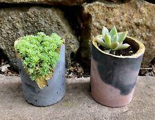 Custom Concrete Pots