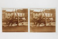 Costa Azure snapshot Automobile Placca Da Lente Stereo Positivo Vintage PL33L7P
