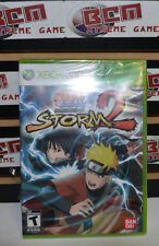Naruto Shippuden: Ultimate Ninja Storm 2 (Microsoft Xbox 360, 2010) New Sealed