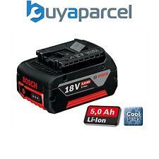 Bosch 18v 5.0ah Lithium Battery Lithium Ion Cordless 5ah Li-ion Coolpack