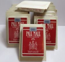 PALL  MALL deck of playing cards CIGARETTE  sealed NEW OLD STOCK 1980's