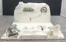 Star Wars Micro Machines Action Fleet Ice Planet Hoth Playset Vintage Galoob