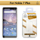 Gorilla Tempered Glass Screen Protector Shield Cover Guard for Nokia 7 Plus