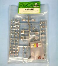 AXIAL Exterior Detail Parts - Mirrors, Wipers etc. 1/10 scale AX80048 Chrome
