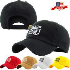 Black Lives Matter Vintage Baseball Cap Dad Hat Fight Hat