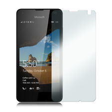 TEMPERED GLASS SCREEN PROTECTOR ANTI SCRATCH FILM For Microsoft Nokia lumia 550