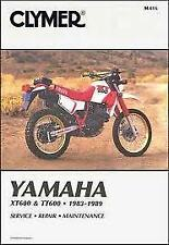 CLYMER YAMAHA XT600 AND TT600 1983-1989 (M416)
