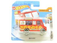 Hotwheels Quick Bite Red HW Metro FYC61 Short Card 1 64 Scale Sealed