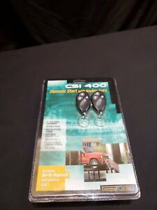 Code Alarm Remote Start System (CSI-400) Remote Start With Keyless Entry! NEW!!