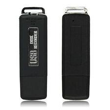 Hot 8Gb Mini Usb Disk Pen Drive Digital Mp3 Audio Voice Recorder 96hrs Recording