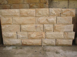 **NEW** 140mm Colourful Yorkshire Stone Walling