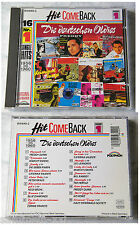 HIT COMEBACK / 16 Nr.1 Single-Hits Leo Leandros, Margot Eskens...Polyphon CD TOP