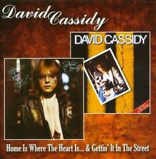 Home Is Where the Heart Is/Getting' It in the Street by David Cassidy (CD,...
