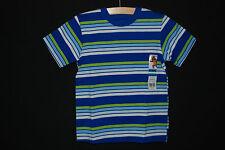 NEU aus USA | GARANIMALS | Shirt | T-Shirt | Blau gestreift | 5 T | 110 116