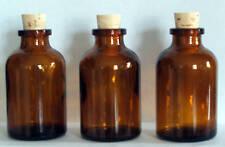10 x 30ml Flaschen,Glasfläschchen,Fläschchen,Kräuter,Gewürze,Öl!!! mit Korken !