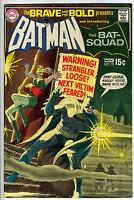 BRAVE AND THE BOLD #92 - Batman - Bat Squad