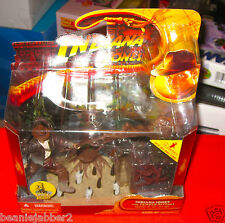 Indiana Jones Raiders of the Lost Ark ROTLA Temple Pitfall Playset Brand New