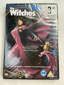 DVD - the Witches