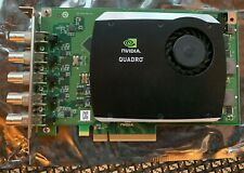 Nvidia Quadro SDI Capture Card Video Capture Adapter PCIe x8 VCQSDINPUT-T