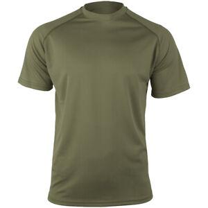 Viper Mesh-tech T-Shirt Sport Hiking Outdoor Running Athletic Quick Dry Green
