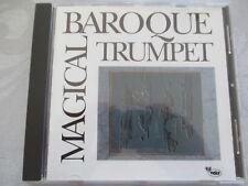 Magical Baroque Trumpet - Miroslav Kejmar, Jirina Pokorna - CD Czechoslovakia