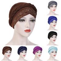 soie cancer de la chimio chapeau le turban musulman chapeau tête secret tresses