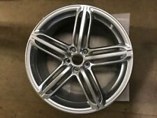 A6 Ronal One Piece Rim Wheels with Tyres