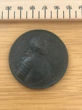 More details for prussia 1757 frederick battle of prague 30 year war germany medal coin