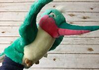 Disney Pocahontas Flit Hummingbird Plush Hand Puppet Toy