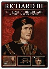 Richard III: The King in the Carpark + Richard III: The Unseen Story [DVD]