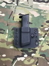 Black Kydex SIG P226 P228 P229 Single Magazine Carrier