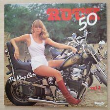 """THE KING CATS """"ROCK 50 VOL.1"""" - VG+ / EX - 6016 - LP 33 TOURS"""