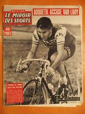Miroir des Sports N° 844 du 13/3/1961-Cyclisme-Paris-Nice, Tom Simpson, à battre
