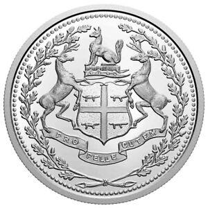 350th Anniversary of Hudson's Bay Company - 2020 Canada $5 Fine Silver Coin