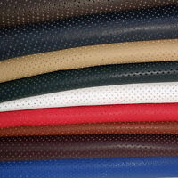 high quality perforated leather for furniture upholstery * crafts  28cm x 28cm